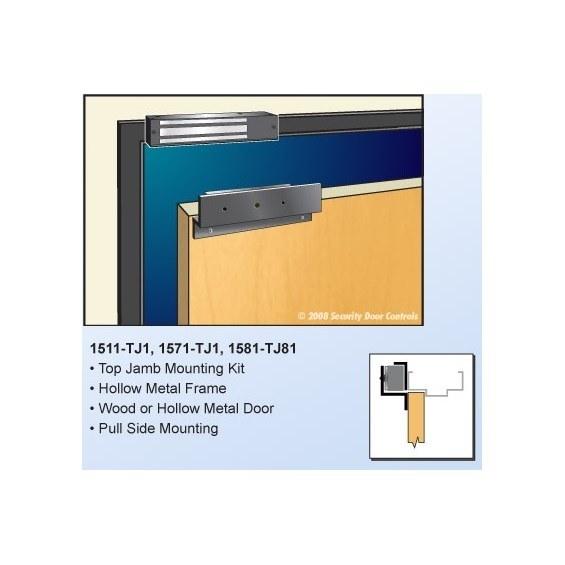 Sdc Security Door Controls 1511v 1511vd 1511d Single