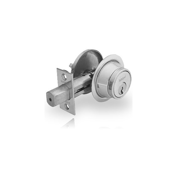 images of Single Cylinder European Profile with Thumbturn - (Schlage ...