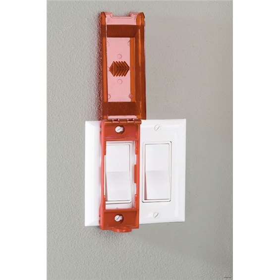 Master Lock No 496b Universal Wall Switch Cover Taylor