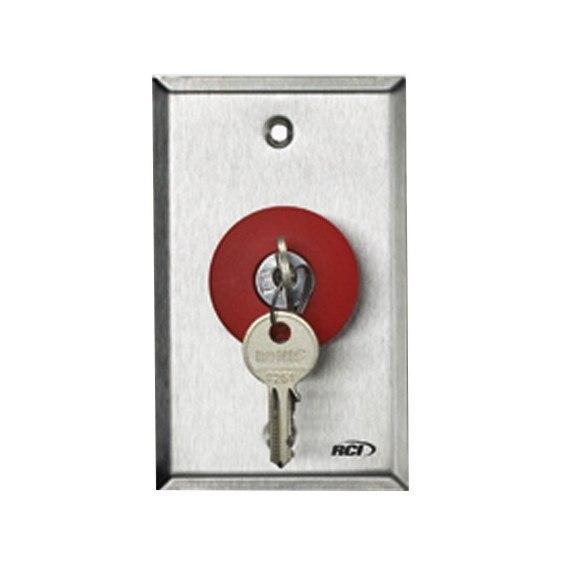 Rci 920 Ma 920 Ma Emergency Release Mushroom Button