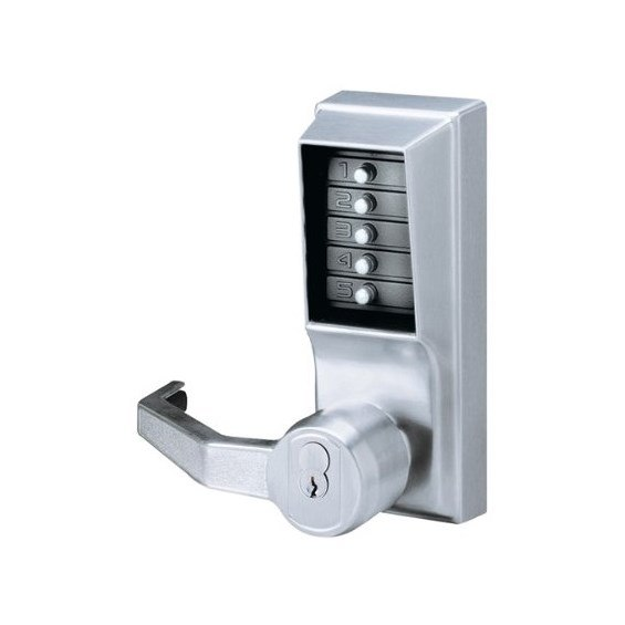 Pushbutton Lock Security Sistems