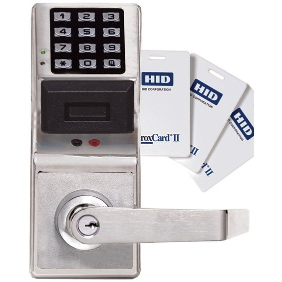Pdl3000 Alarm Lock Trilogy T3 2000 User Weatherproof