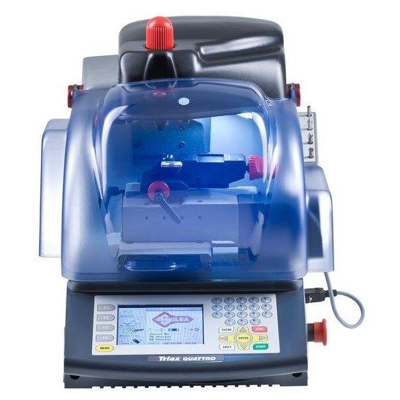Kaba Ilco Triax Quattrocode Key Machine Taylor Security