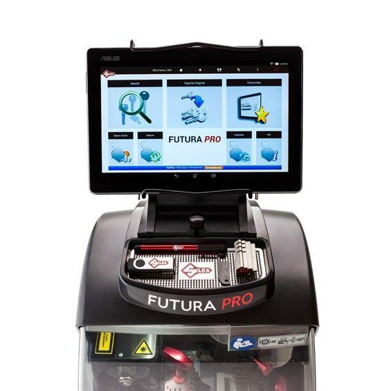 futura key machine