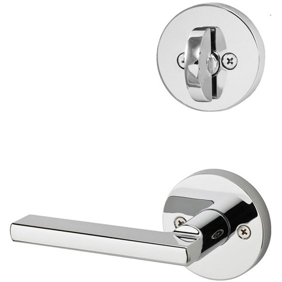 kwikset-966-interior-trim-pack-halifax-lever-with-round-rose-polished-chrome-966hflrdt26-2