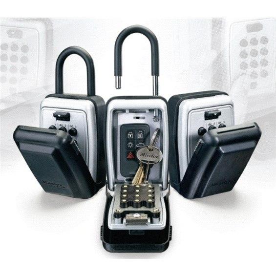 Master Lock No 5422d Portable Pushbutton Lock Box