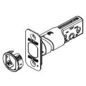 Schlage 12 321 12321 12 321 Dual Option Round Corner