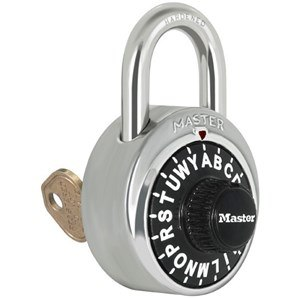 Master Lock No 1585 Letter Lock Locker Padlock Taylor