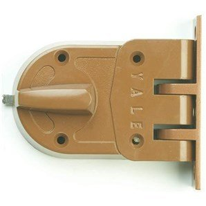 Yale 197 Lock 197 Amp 197 1 4 Deadlock Taylor Security