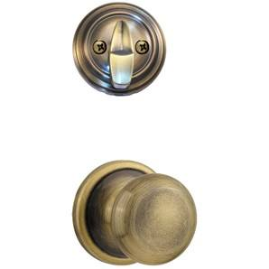 kwikset-966-interior-trim-pack-hancock-knob-antique-brass-966h5-4