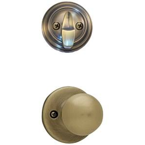 kwikset-966-interior-trim-pack-polo-knob-antique-brass-966p5-4