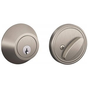Schlage Jd60 619 Jd60619 Single Cylinder Deadbolt From The