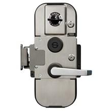 1011-03 Simplex Pushbutton Lock with Knob