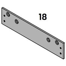 LCN 1260-18 Mounting Plate