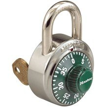 1525GRN Master Lock Padlock