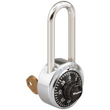 1525LH Locker Padlock