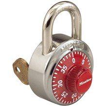 1525RED Master Lock Padlock