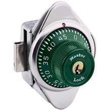 1630 Built-in Colored Dial (Right Hinge)