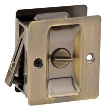 333 Rectangular Pocket Door Lock Privacy