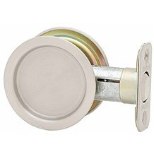 334 Round Pocket Door Lock Passage