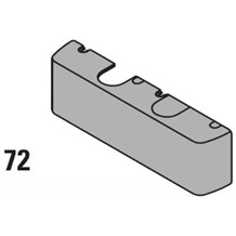 LCN 4040XP-72 Non-Handed Plastic Cover