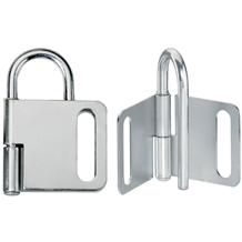 418 OSHA Heavy Duty Pry Proof Lockout Hasp - 1