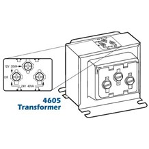 Adams Rite 4605 Wire-In Transformer (12VAC/24VAC)