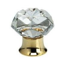 4901/30 Glass Designer Cabinet Knob (1-3/16