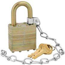 Master Lock NSN 5340-00-158-3807
