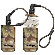 5408DCAMO Portable Camouflage Mini Key Storage Safe (Discontinued)