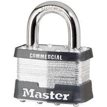 Master No. 5 Laminated Steel Padlock