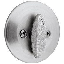 Kwikset 663 Security One-Sided Deadbolt