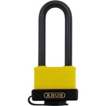 Abus 70HB/45-63KA-6403 Weatherproof Brass Padlock - 2-1/2