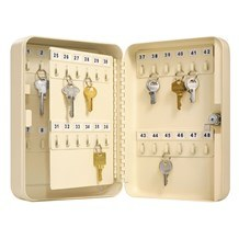 7101 48-Count Locking Key Cabinet