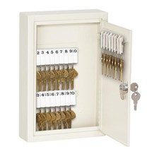 7122 30-Count Locking Key Cabinet