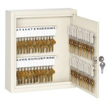7125 60-Count Locking Key Cabinet