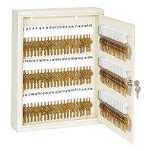7126 120-Count Locking Key Cabinet