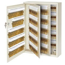 7130 730-Count Locking Key Cabinet