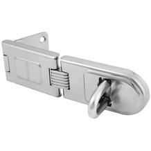 Master Lock 720DPF Single Hinge Hasp - 6-1/4