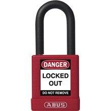 Abus 74/40 Non-Conductive Safety Padlock - 1-1/2