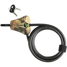 Master 8418 Python Camo Adjustable Cable Lock
