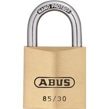 Abus 85/30 Premium Solid Brass Padlock