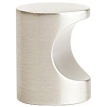 Emtek 86151 Contemporary Finger Cabinet Pull (1