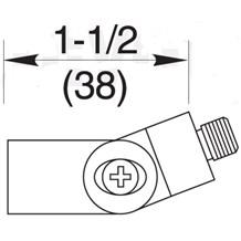 Rixson 900Z 90° Bend Armature Extension