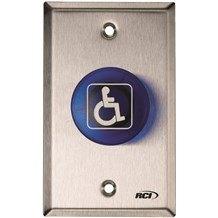 RCI 906 Handicap Mushroom Buttons