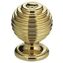 9107/25 Round Cabinet Knob (1