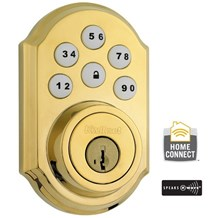 910 TRL Kwikset SmartCode Deadbolt with Z-Wave
