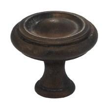 9141/40 Mushroom Cabinet Knob (1-9/16