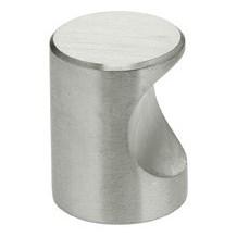 9153/18 Stainless Steel Designer Cabinet Knob (3/4