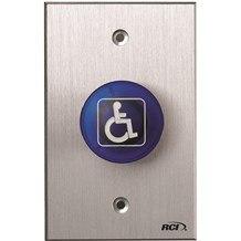 RCI 916 Tamper-Resistant Handicap Buttons